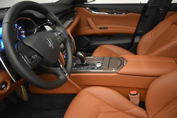 New 2017 Maserati Quattroporte S Q4 for sale Sold at Maserati of Greenwich in Greenwich CT 06830 14