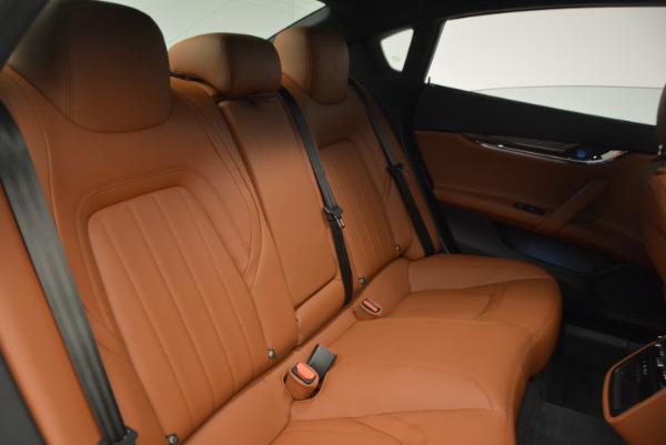 New 2017 Maserati Quattroporte S Q4 for sale Sold at Maserati of Greenwich in Greenwich CT 06830 25