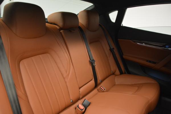 New 2017 Maserati Quattroporte S Q4 for sale Sold at Maserati of Greenwich in Greenwich CT 06830 26
