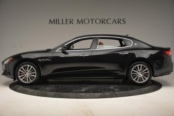 New 2017 Maserati Quattroporte S Q4 for sale Sold at Maserati of Greenwich in Greenwich CT 06830 3