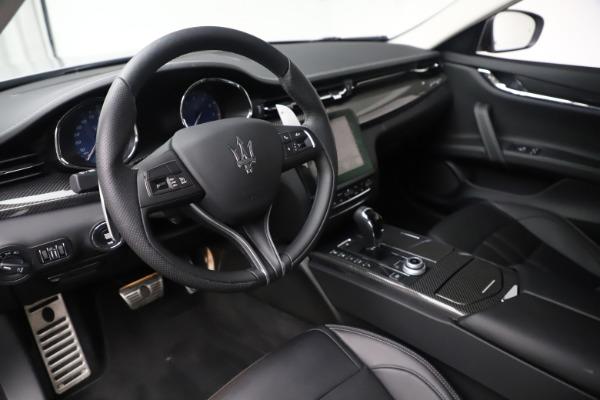 New 2017 Maserati Quattroporte S Q4 GranSport for sale Sold at Maserati of Greenwich in Greenwich CT 06830 13