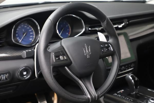 New 2017 Maserati Quattroporte S Q4 GranSport for sale Sold at Maserati of Greenwich in Greenwich CT 06830 16