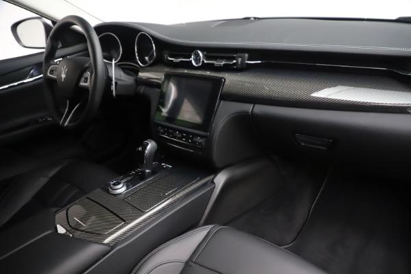 New 2017 Maserati Quattroporte S Q4 GranSport for sale Sold at Maserati of Greenwich in Greenwich CT 06830 21