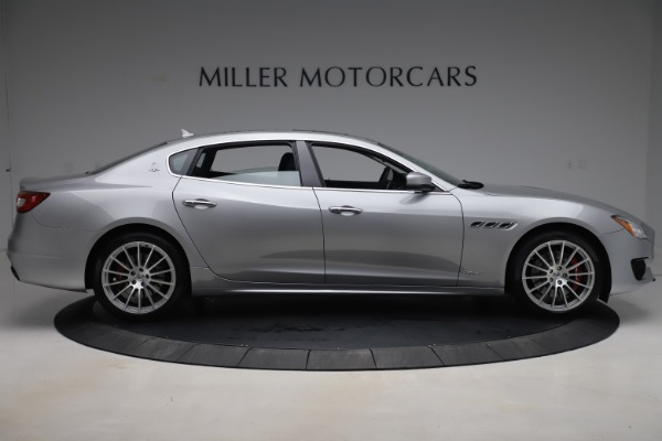 New 2017 Maserati Quattroporte S Q4 GranSport for sale Sold at Maserati of Greenwich in Greenwich CT 06830 9