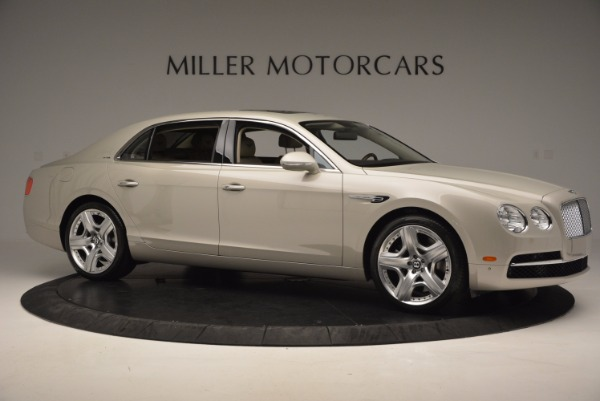 Used 2015 Bentley Flying Spur W12 for sale Sold at Maserati of Greenwich in Greenwich CT 06830 10