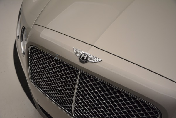 Used 2015 Bentley Flying Spur W12 for sale Sold at Maserati of Greenwich in Greenwich CT 06830 15