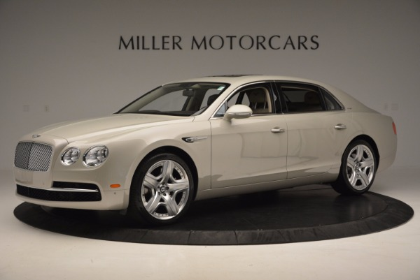 Used 2015 Bentley Flying Spur W12 for sale Sold at Maserati of Greenwich in Greenwich CT 06830 2