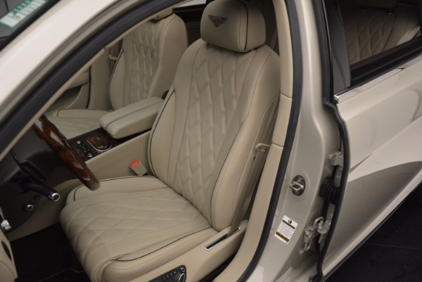 Used 2015 Bentley Flying Spur W12 for sale Sold at Maserati of Greenwich in Greenwich CT 06830 23