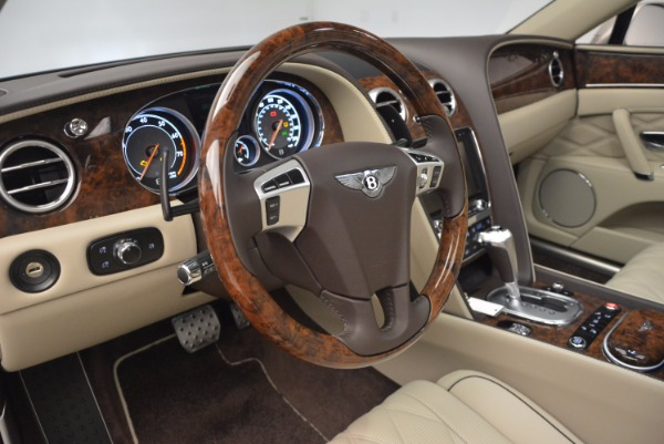 Used 2015 Bentley Flying Spur W12 for sale Sold at Maserati of Greenwich in Greenwich CT 06830 25