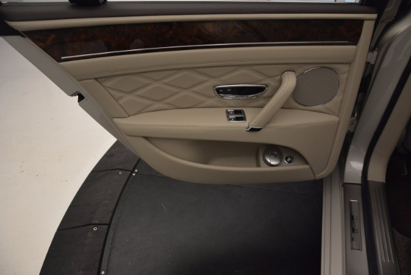 Used 2015 Bentley Flying Spur W12 for sale Sold at Maserati of Greenwich in Greenwich CT 06830 27