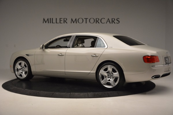 Used 2015 Bentley Flying Spur W12 for sale Sold at Maserati of Greenwich in Greenwich CT 06830 4