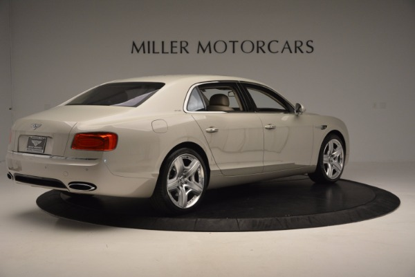 Used 2015 Bentley Flying Spur W12 for sale Sold at Maserati of Greenwich in Greenwich CT 06830 8