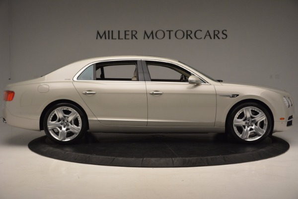 Used 2015 Bentley Flying Spur W12 for sale Sold at Maserati of Greenwich in Greenwich CT 06830 9