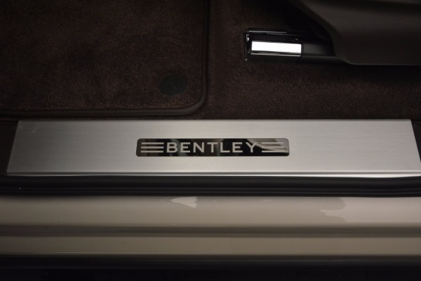 Used 2017 Bentley Bentayga for sale Sold at Maserati of Greenwich in Greenwich CT 06830 21