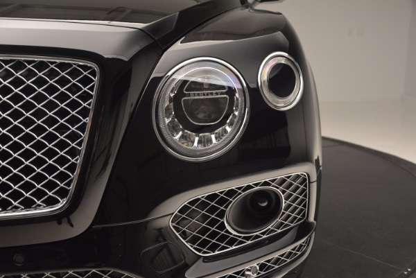 Used 2017 Bentley Bentayga W12 for sale Sold at Maserati of Greenwich in Greenwich CT 06830 14