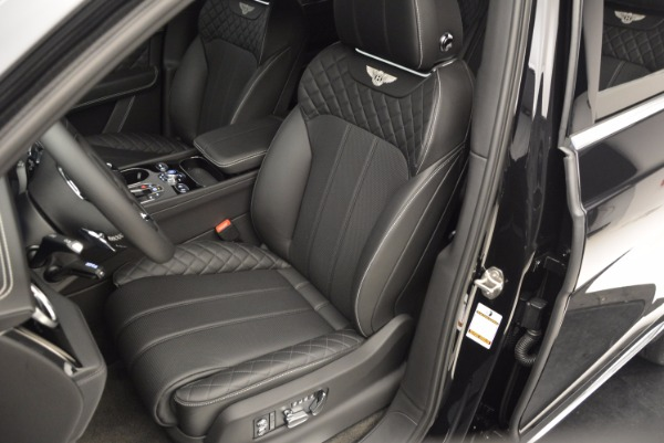 Used 2017 Bentley Bentayga W12 for sale Sold at Maserati of Greenwich in Greenwich CT 06830 17