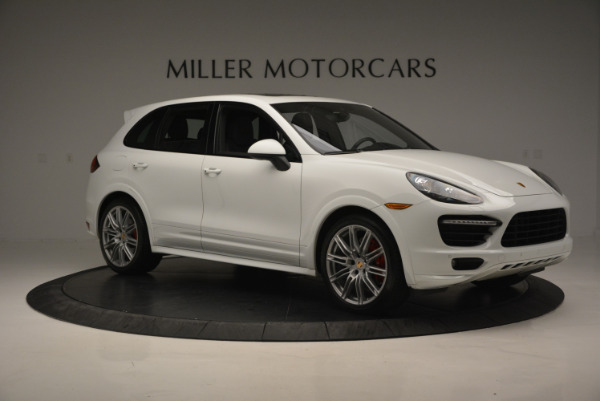 Used 2014 Porsche Cayenne GTS for sale Sold at Maserati of Greenwich in Greenwich CT 06830 10
