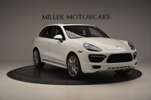Used 2014 Porsche Cayenne GTS for sale Sold at Maserati of Greenwich in Greenwich CT 06830 11