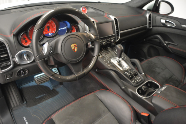 Used 2014 Porsche Cayenne GTS for sale Sold at Maserati of Greenwich in Greenwich CT 06830 15