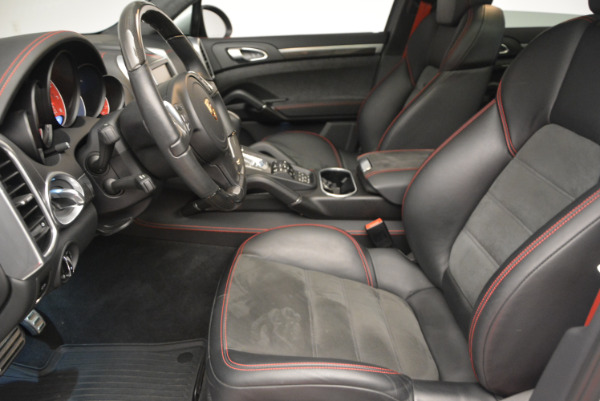 Used 2014 Porsche Cayenne GTS for sale Sold at Maserati of Greenwich in Greenwich CT 06830 16