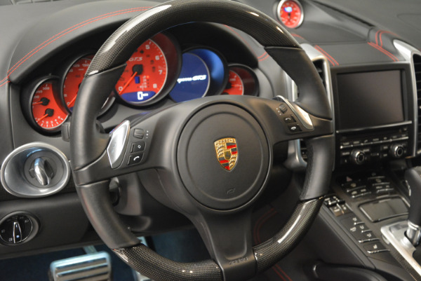 Used 2014 Porsche Cayenne GTS for sale Sold at Maserati of Greenwich in Greenwich CT 06830 19