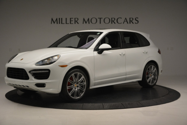 Used 2014 Porsche Cayenne GTS for sale Sold at Maserati of Greenwich in Greenwich CT 06830 2