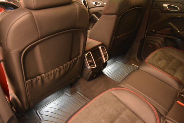 Used 2014 Porsche Cayenne GTS for sale Sold at Maserati of Greenwich in Greenwich CT 06830 22