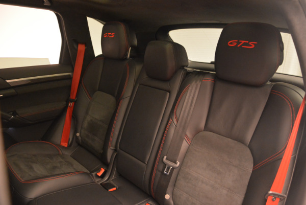 Used 2014 Porsche Cayenne GTS for sale Sold at Maserati of Greenwich in Greenwich CT 06830 24