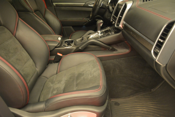 Used 2014 Porsche Cayenne GTS for sale Sold at Maserati of Greenwich in Greenwich CT 06830 26