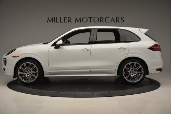 Used 2014 Porsche Cayenne GTS for sale Sold at Maserati of Greenwich in Greenwich CT 06830 3