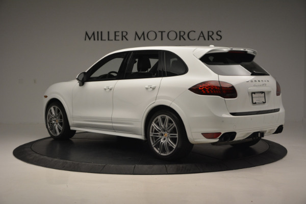 Used 2014 Porsche Cayenne GTS for sale Sold at Maserati of Greenwich in Greenwich CT 06830 4