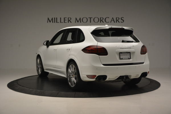 Used 2014 Porsche Cayenne GTS for sale Sold at Maserati of Greenwich in Greenwich CT 06830 5