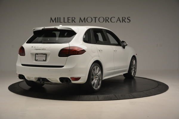 Used 2014 Porsche Cayenne GTS for sale Sold at Maserati of Greenwich in Greenwich CT 06830 7