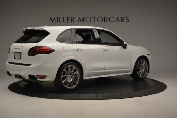 Used 2014 Porsche Cayenne GTS for sale Sold at Maserati of Greenwich in Greenwich CT 06830 8