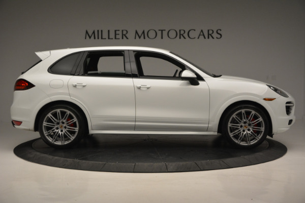 Used 2014 Porsche Cayenne GTS for sale Sold at Maserati of Greenwich in Greenwich CT 06830 9