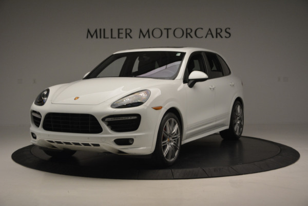 Used 2014 Porsche Cayenne GTS for sale Sold at Maserati of Greenwich in Greenwich CT 06830 1