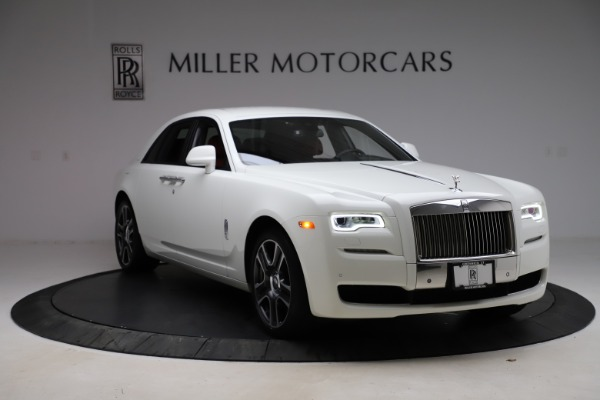 Used 2017 Rolls-Royce Ghost for sale $209,900 at Maserati of Greenwich in Greenwich CT 06830 12