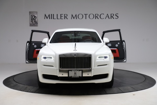 Used 2017 Rolls-Royce Ghost for sale $209,900 at Maserati of Greenwich in Greenwich CT 06830 13