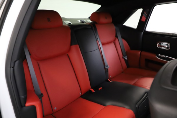 Used 2017 Rolls-Royce Ghost for sale $209,900 at Maserati of Greenwich in Greenwich CT 06830 18