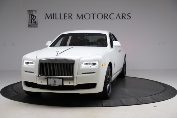 New 2017 Rolls-Royce Ghost for sale Sold at Maserati of Greenwich in Greenwich CT 06830 2