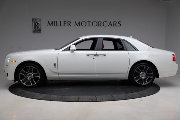 Used 2017 Rolls-Royce Ghost for sale $209,900 at Maserati of Greenwich in Greenwich CT 06830 4