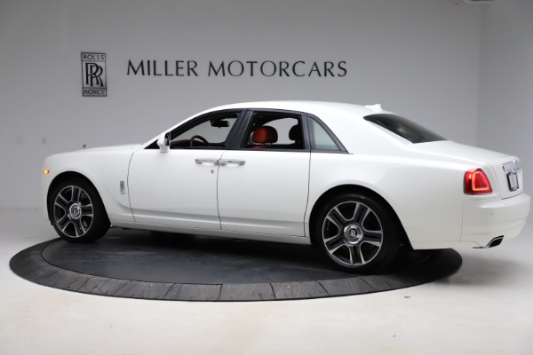 Used 2017 Rolls-Royce Ghost for sale $209,900 at Maserati of Greenwich in Greenwich CT 06830 5