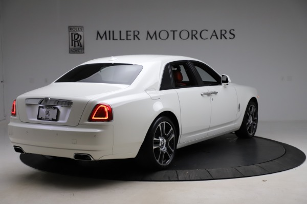 Used 2017 Rolls-Royce Ghost for sale $209,900 at Maserati of Greenwich in Greenwich CT 06830 9
