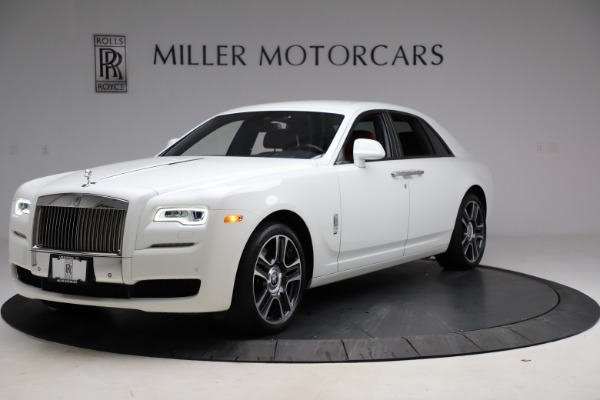 Used 2017 Rolls-Royce Ghost for sale $209,900 at Maserati of Greenwich in Greenwich CT 06830 1