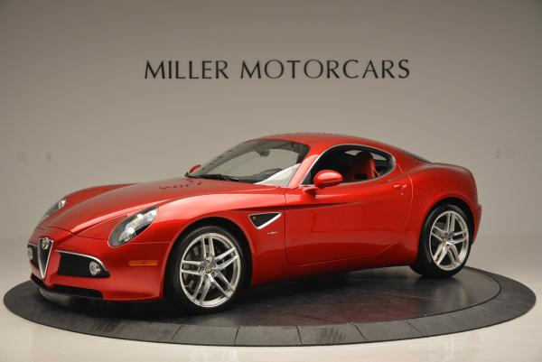 Used 2008 Alfa Romeo 8C for sale Sold at Maserati of Greenwich in Greenwich CT 06830 2