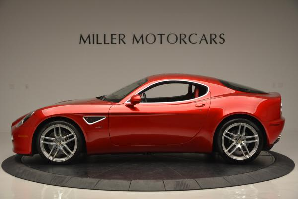 Used 2008 Alfa Romeo 8C for sale Sold at Maserati of Greenwich in Greenwich CT 06830 3