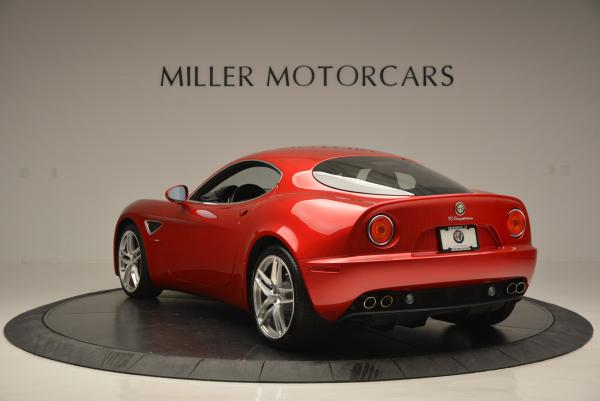 Used 2008 Alfa Romeo 8C for sale Sold at Maserati of Greenwich in Greenwich CT 06830 5