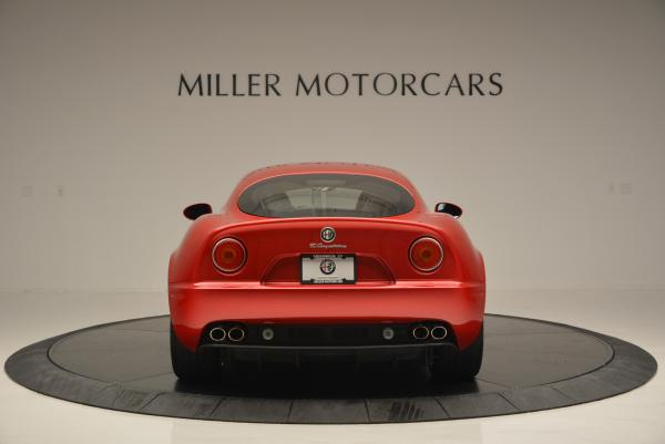 Used 2008 Alfa Romeo 8C for sale Sold at Maserati of Greenwich in Greenwich CT 06830 6
