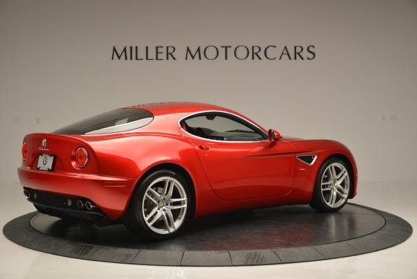 Used 2008 Alfa Romeo 8C for sale Sold at Maserati of Greenwich in Greenwich CT 06830 8