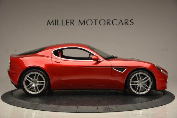 Used 2008 Alfa Romeo 8C for sale Sold at Maserati of Greenwich in Greenwich CT 06830 9